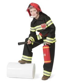 Brandweerkostuum kinderen