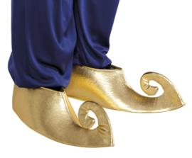 Sultan schoenen goud