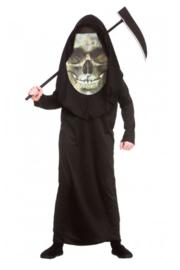 Giant skull reaper kostuum
