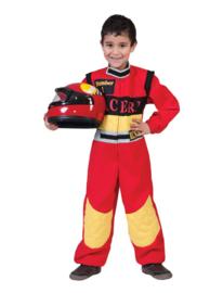 Formule 1 jongens kostuum