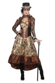 Steampunk jurk lacey
