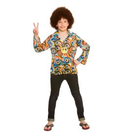Hippie shirt jongen
