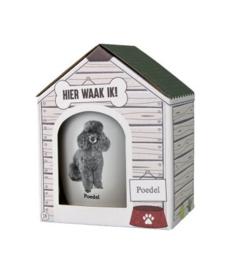 Dog mug - Poedel | Honden mok