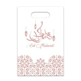 Uitdeelzakjes 'Eid Mubarak' (6st)  | Ramadan