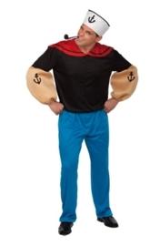 Popeye easy kostuum