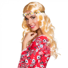 Pruik Joy   Blond