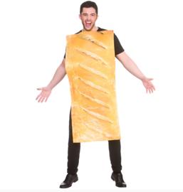 Saucijzen broodje kostuum