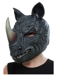 Latex neushoorn masker