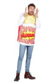 Popcorn kostuum