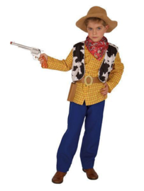 Toy story boy kostuum