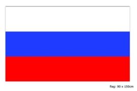 Vlag Rusland 90x150