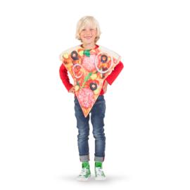 Pizza kostuum  foam kinderen