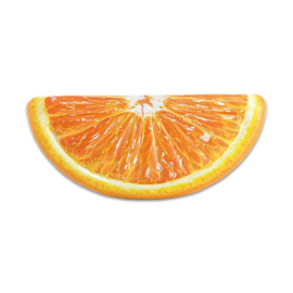Opblaasbare sinaasappel schijf