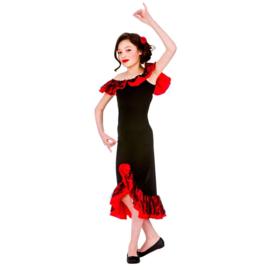 Spaanse jurk senorita
