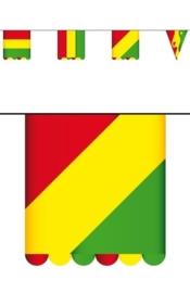 Vlaggenlijn Vastelaovend