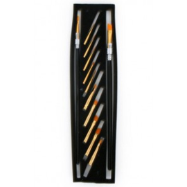 PXP penselen set 12 stuks brush
