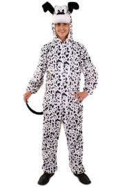 Dalmatier hond kostuum