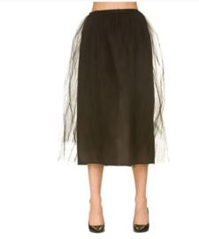 Zombie rok zwart
