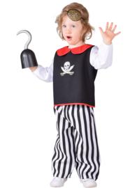 Baby piraat pakje