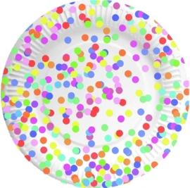 Bordjes confetti