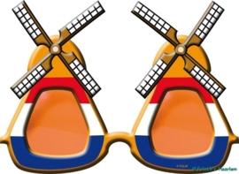 Oranje molenbril