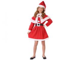 Kerstjurkje meisje