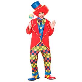 Funny clowns kostuum