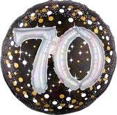 Folieballon sparkling 3D 70 (81cm)