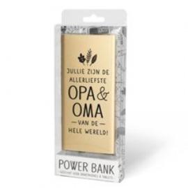 Powerbank Opa & oma