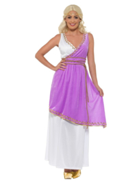 Griekse godin jurk