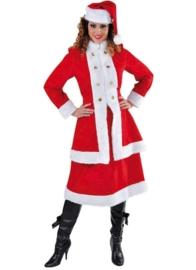 Kerst jurk long russia OP=OP