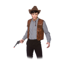 Cowboy gilet basic