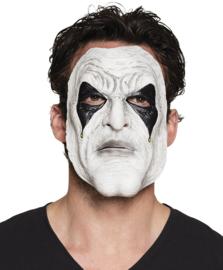 Evil pierrot masker