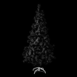 Kerstboom 180cm zwart