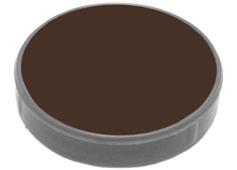Grimas creme schmink 1001 | 15 ML huidskleur donker