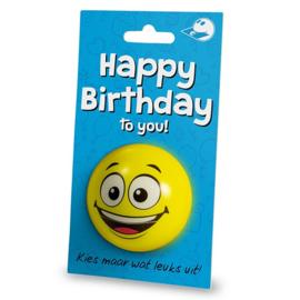 Cadeaukaarthouder - Happy Birthday |
