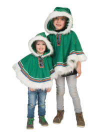 Eskimo poncho kimi