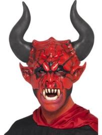 Duivels lord halfmasker