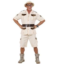 Safari heren kostuum
