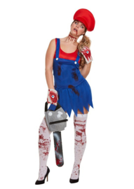 Super Mario zombie jurkje