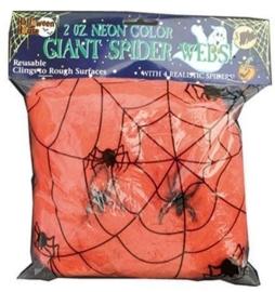 Spinneweb oranje 50 gram