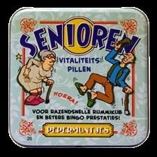 Fun pepermuntjes Senioren