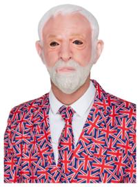 Jeremy Corbyn masker latex | Labour