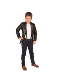 Disco jasje / vest zwart