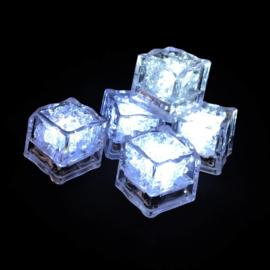 LED ijsblokjes wit