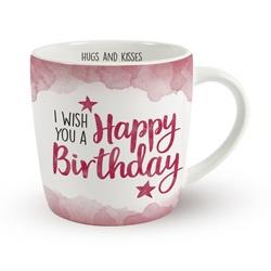 Enjoy Mok - Happy Birthday | Koffie beker
