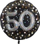 Folieballon sparkling 3D 50 (81cm)