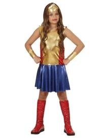 Wonder girl jurkje
