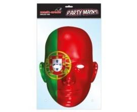 Masker vlag Portugal OP=OP