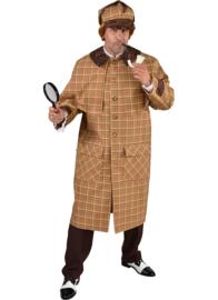 Sherlock Holmes kostuum deluxe